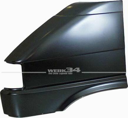 Kotflügel T4 -04/96 links geschweißt, kurzer Vorderwagen