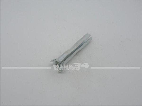 Spannhülse für Schaltstangenkupplung, passend für verschieden Modelle (ab 08/63)