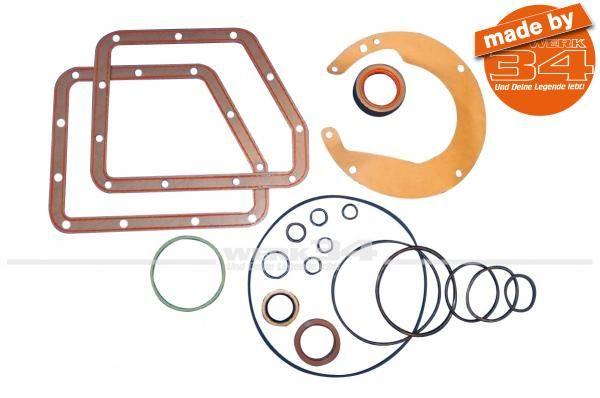Getriebedichtsatz für 3-Gang Automatik, passend für Golf I und Golf II