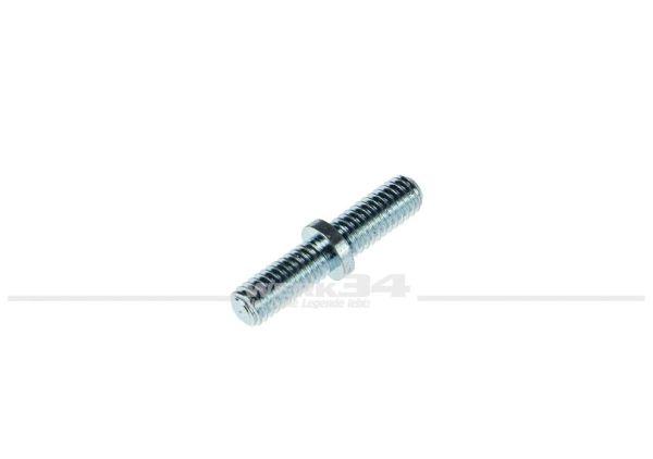 Bolzen mit Bund für Ventildeckel M6x25 - M6x14