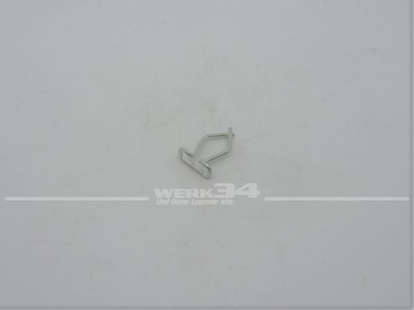 Klammer Armaturenbrettzierleiste, passend für Typ 3