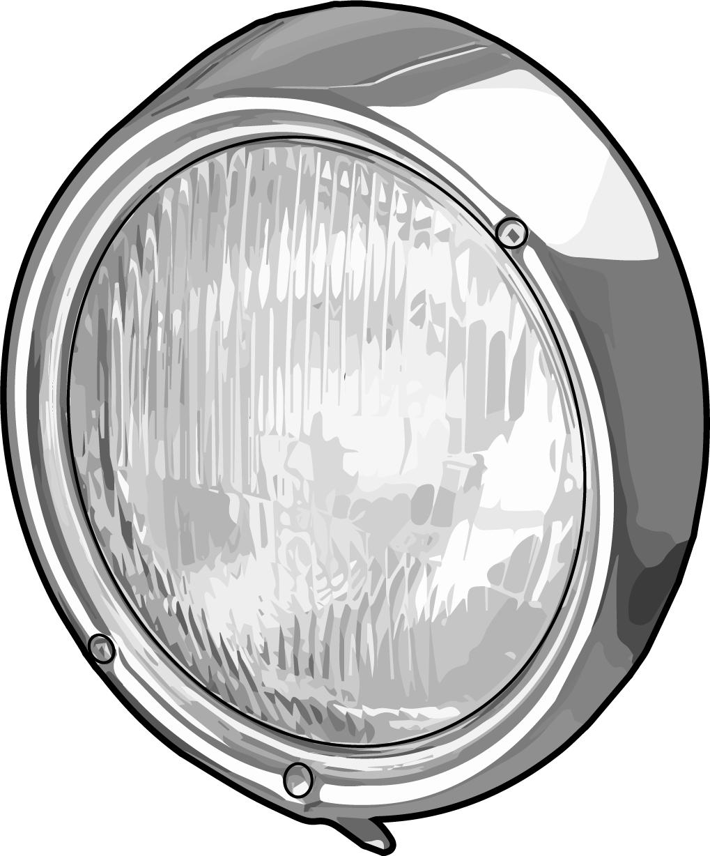 scheinwerfer beleuchtung typ 3 1500 1600 luftgek hlt werk34 der ersatzteile und. Black Bedroom Furniture Sets. Home Design Ideas