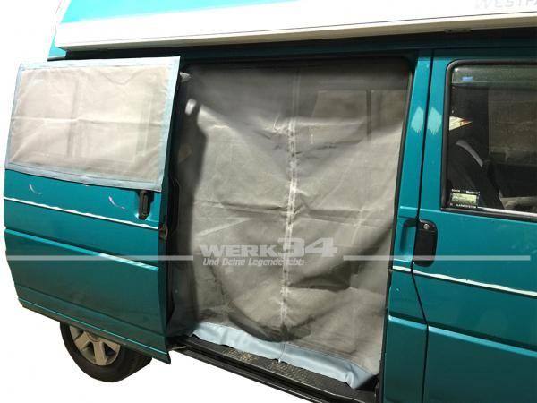 Moskitonetz für Schiebetür passend für Bus T4
