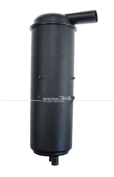 Aktivkohlefilter/Aktivkohlebehälter