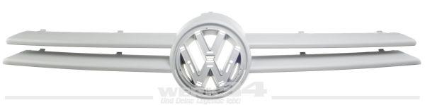 Rahmen für Kühlergrill mit Emblem, grundiert