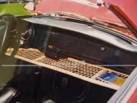 Bambusablage im Fußraum, passend für Karmann Ghia, original Qualität