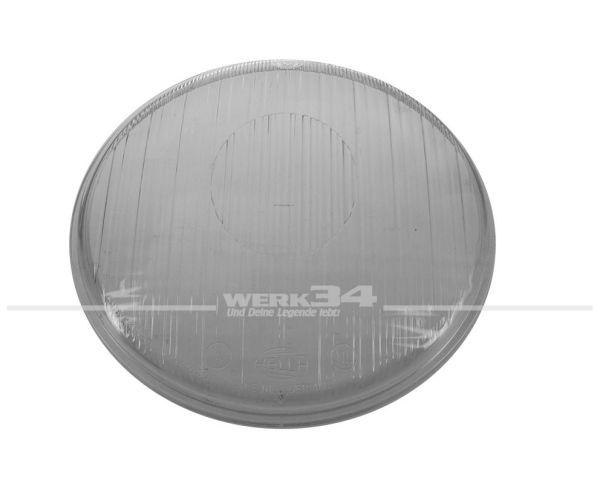 Scheinwerferglas für symetrischen Hella Scheinwerfer bis 07/60