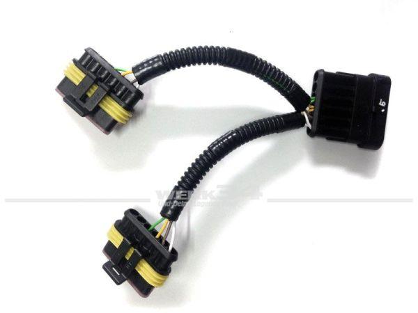 Y-Stecker, passend für Planar Standheizung