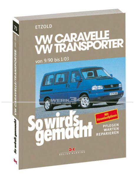 So wirds gemacht - Bus T4 09/90-01/03