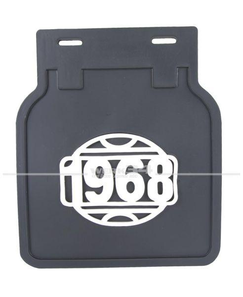 """Schmutzfänger mit Jahreszahl """"1968"""""""