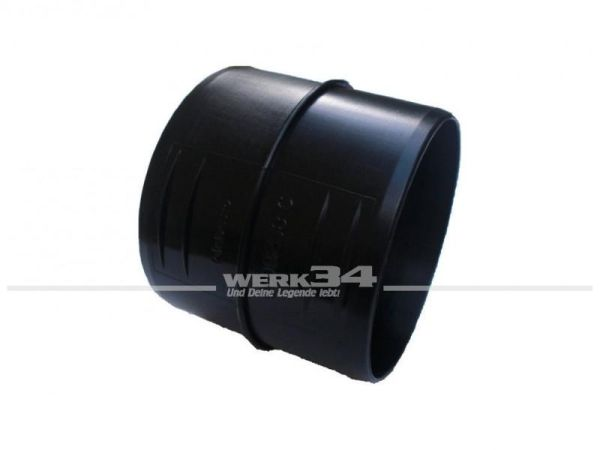 Verbindungsstück, für 75 mm Warmluftschlauch