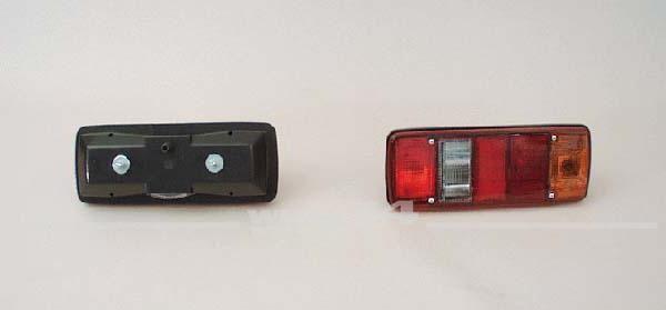 Heckleuchte LT Pritsche, ohne Kennzeichenlicht mit Lampenträger rechts