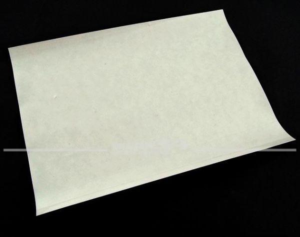 Steinschlagschutzfolie, transparent ca. 300x500mm