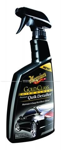 Meguiars Lackschnellreiniger Gold Class Premium Quik Detailer, Grundpreis pro Liter: 37,84 Euro
