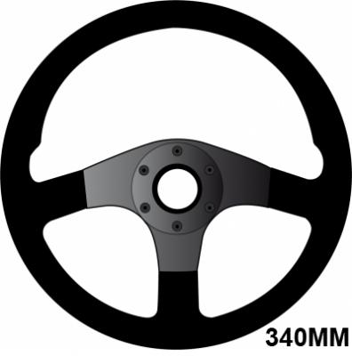 340mm