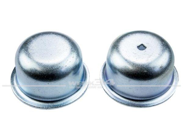 Paar Nabendeckel, für rechts und links, passend für alle Modelle ab Bj. 08/65