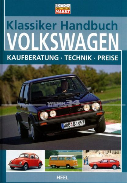 klassiker handbuch volkswagen bibliografie buch b cher. Black Bedroom Furniture Sets. Home Design Ideas