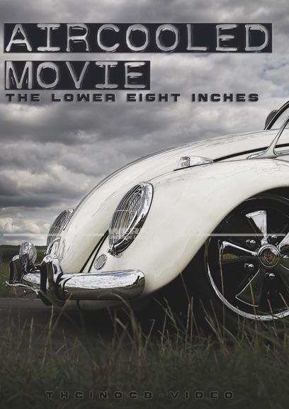 Aircooled Movie, 3-Fach DVD