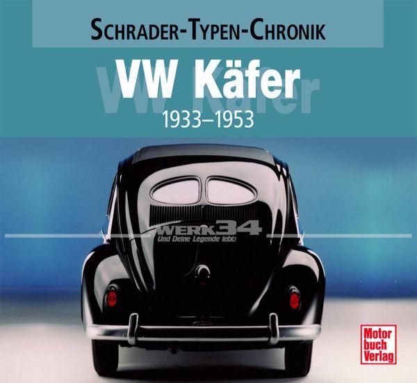 VW Käfer (1933 bis 1953)