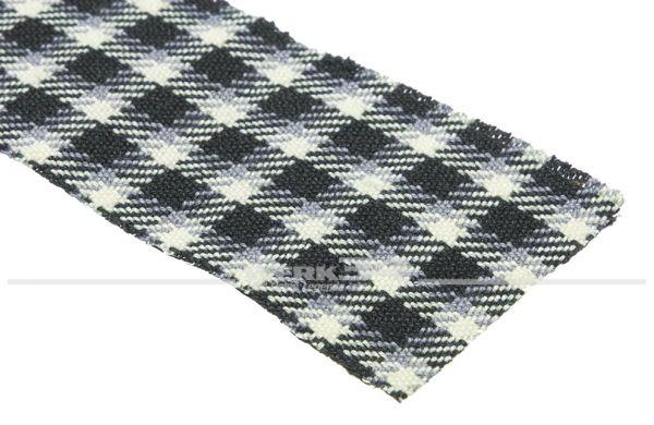 Bezugstoff schwarz/grau/weiß verbaut z.B. bei Golf I Grundpreis 49,93 EUR prom2