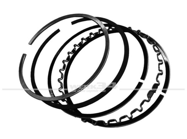 Satz Kolbenringe (für alle vier Kolben) 94mm Standardmaß, passend für 2,0 Typ 4 1,75x2,00x4,00