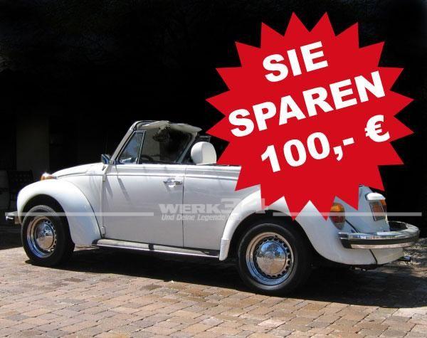 Dichtsatz passend für Käfer Cabrio 08/64 - 07/72