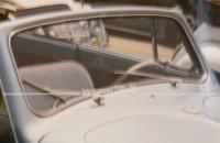 Zierrahmen aus Aluminium für Frontscheibe Cabrio 08/57-07/64 Käfer,Zierrahmen