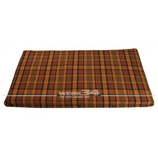 Bezug für Matratze im Schlafdach, klein, orange, passend für Westfalia T2B