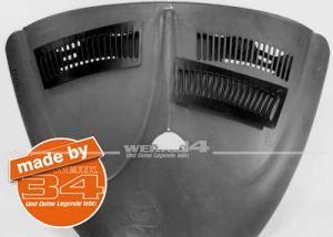 Paar Schlitzreihen zum Einschweißen in Ovali-Hauben passend bis 07/57