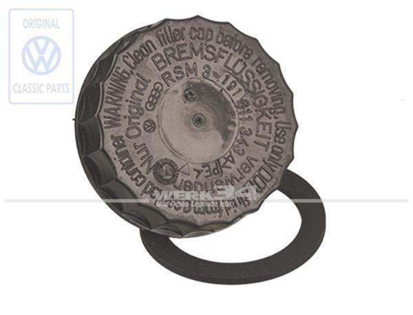 Deckel für Bremsflüssigkeitsbehälter (ohne Sensor)