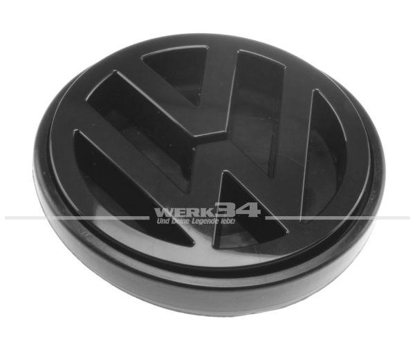 Marken-Emblem, schwarz, hinten, passend für Golf II ab 1988