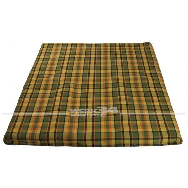 Bezug für Matratze im Schlafdach, groß, gelb, passend für Westfalia T2B