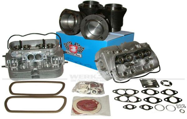 Motorbausatz, standard 85,5 mm 1600ccm