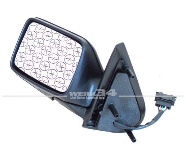 Außenspiegel, links, Einstellung elektrisch, beheizbar, passend für Golf III + Vento