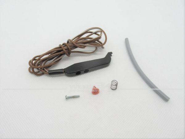 Abblendtaste für Blinkerschalter, passend für Typ 3/34 (bis 07/67) & Käfer (08/65 bis 07/68)