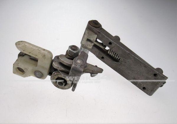 Scharnier (komplett) für Schiebetür links, gebraucht, Typ 147