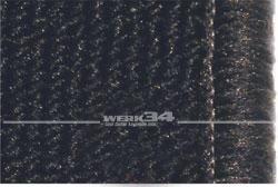 Teppich für Kofferraum Schlingenware schwarz 1959-07/67