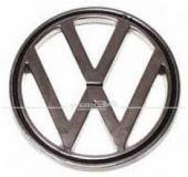 Markenemblem auf der Fronthaube passend für alle Modelle ab 10/62 gebraucht Käfer