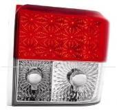 LED Rücklichter Klarglas rot/klar Bus T4