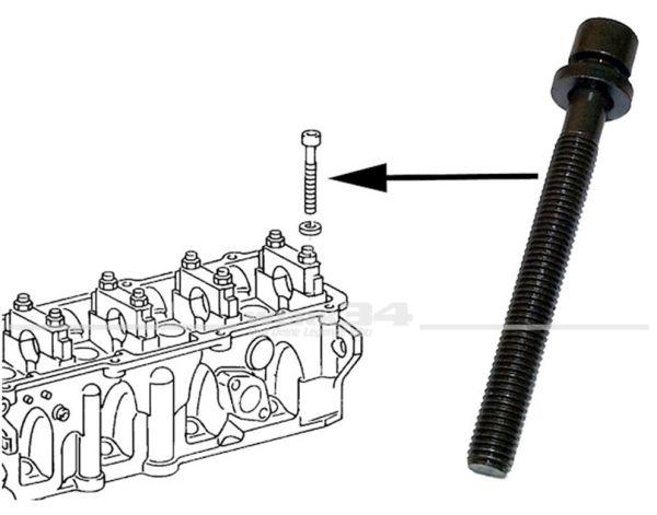 Zylinderkopfschraube M12x1,75x115