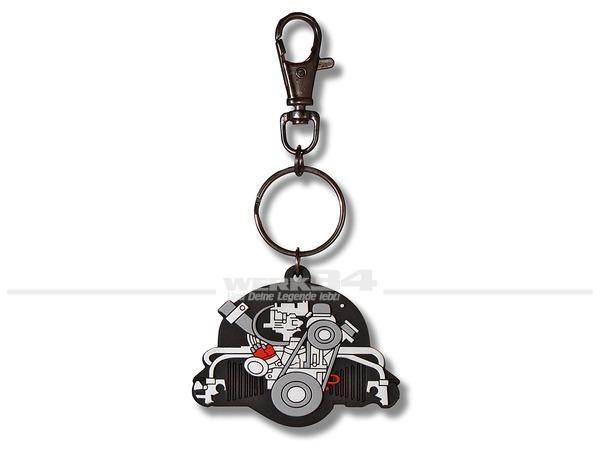Schlüsselanhänger Käfer Motor