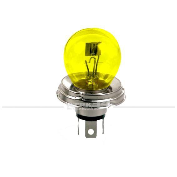 6 Volt Biluxlampe 40/45W gelb Elektrik,Lampen