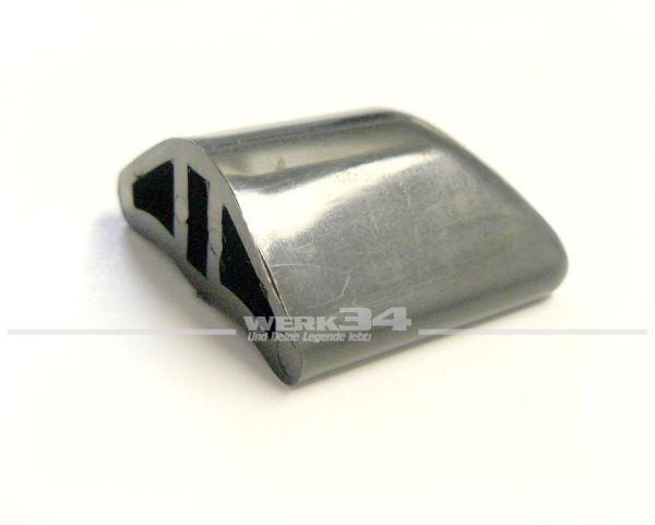 Knopf für Sitzverstellung, schwarz, passend für Modelle 08/72-07/75