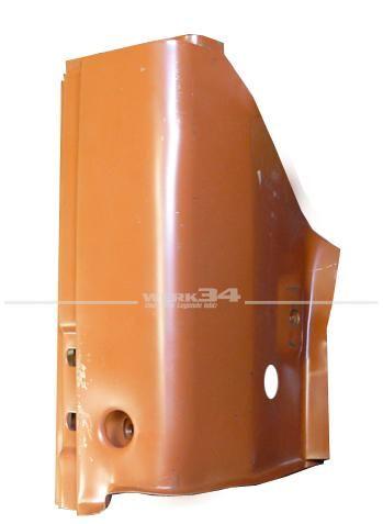 Reparaturblech A-Säule rechts, große Ausführung