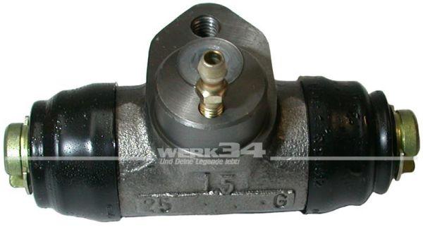 Radbremszylinder, hinten, 25.40 mm, LT