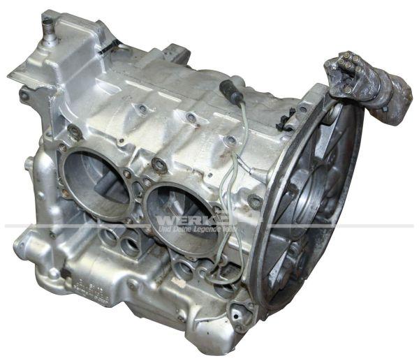 Motorengehäuse 51 kW (70 PS) 2,0 Cu, mit Stehbolzen, überholt
