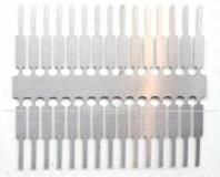 Satz Befestigungsklammer für Türverkleidungszierleisten
