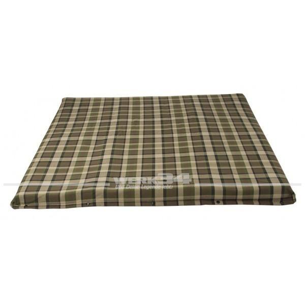 Bezug für Matratze im Schlafdach, groß, braun, passend für Westfalia T2B