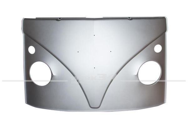 Frontmaske ohne Scheibenrahmen, passend für Bus T1 05/60 - 07/63