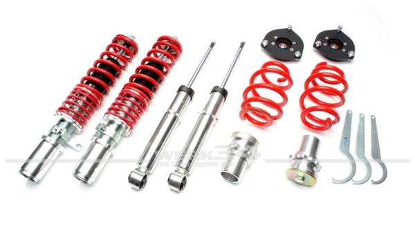 Gewindefahrwerk - Deep Version - Beetle, Eos, Golf V+VI, Golf Cabriolet, Golf Plus, Jetta III+IV, Passat, Passat CC, CC, Scirocco, Touran
